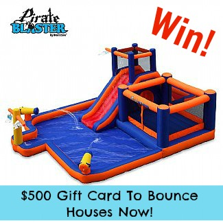 Awesome Inflatable Pirate Water Park From Bounce Houses Now 500 Download Free Architecture Designs Scobabritishbridgeorg