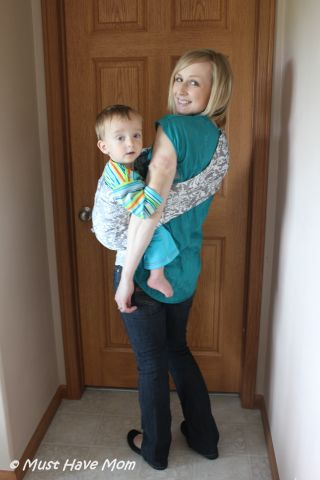 Hotslings Baby Carrier Review Most Comfortable Sling