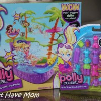 Polly Pocket is the Perfect Toy for Summer Travel! { + Buy It Right Here On My Site!}