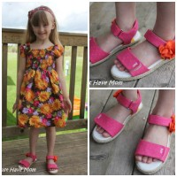 Umi Shoes Girls Sandals