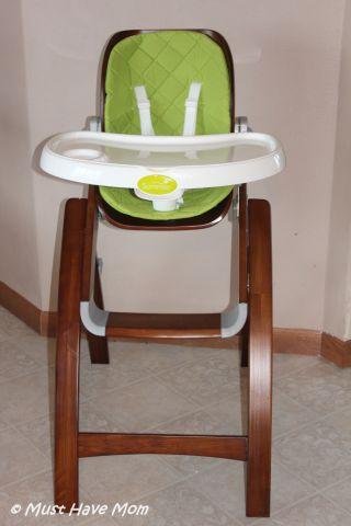 Beau Summer Infant Bentwood High Chair