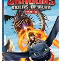 Dragons: Riders of Berk Parts 1 & 2 Out On DVD Now! {+ Giveaway!}
