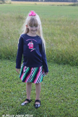 Gymboree Back To School Girls Clothes