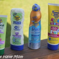 Protect The Whole Family With Multi-Benefit Sunscreens From Banana Boat! {+ Banana Boat Coupon!}