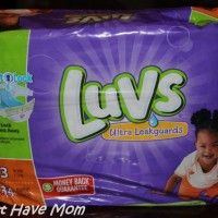 Win Luvs Nightlock Diapers from Must Have Mom