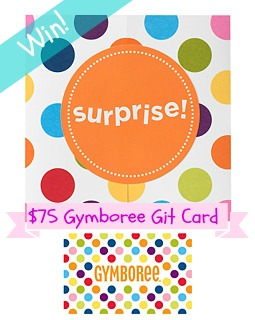 Win $75 Gymboree Gift Card from Must Have Mom