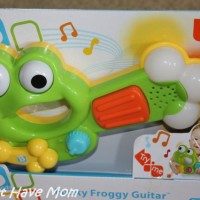 BKids Funky Froggy Guitar Review + Discount Code!