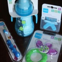 MAM Baby & Toddler Products Help Promote Optimal Oral Health! { + MAM Giveaway!}