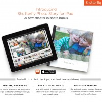 Shutterfly Photo Story for iPad {Review & Giveaway}