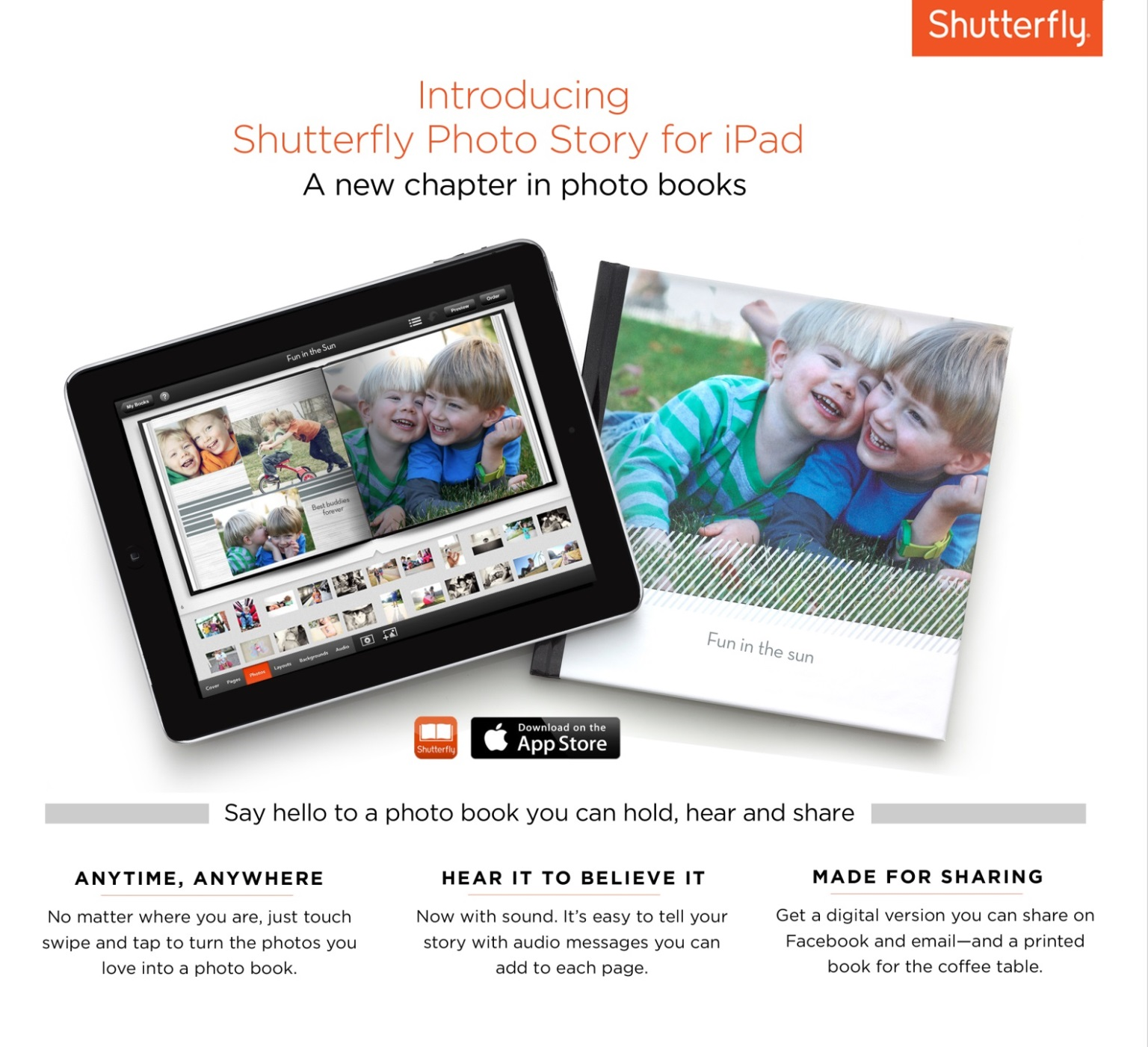shutterfly photo story for ipad review giveaway must have mom