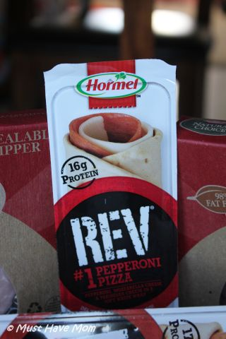 Hormel Lunch Options