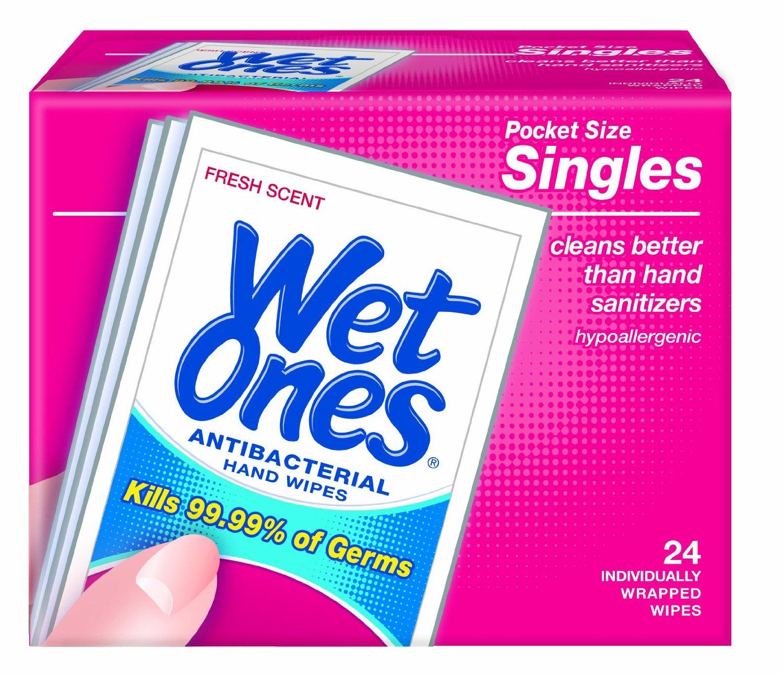 wet ones singles