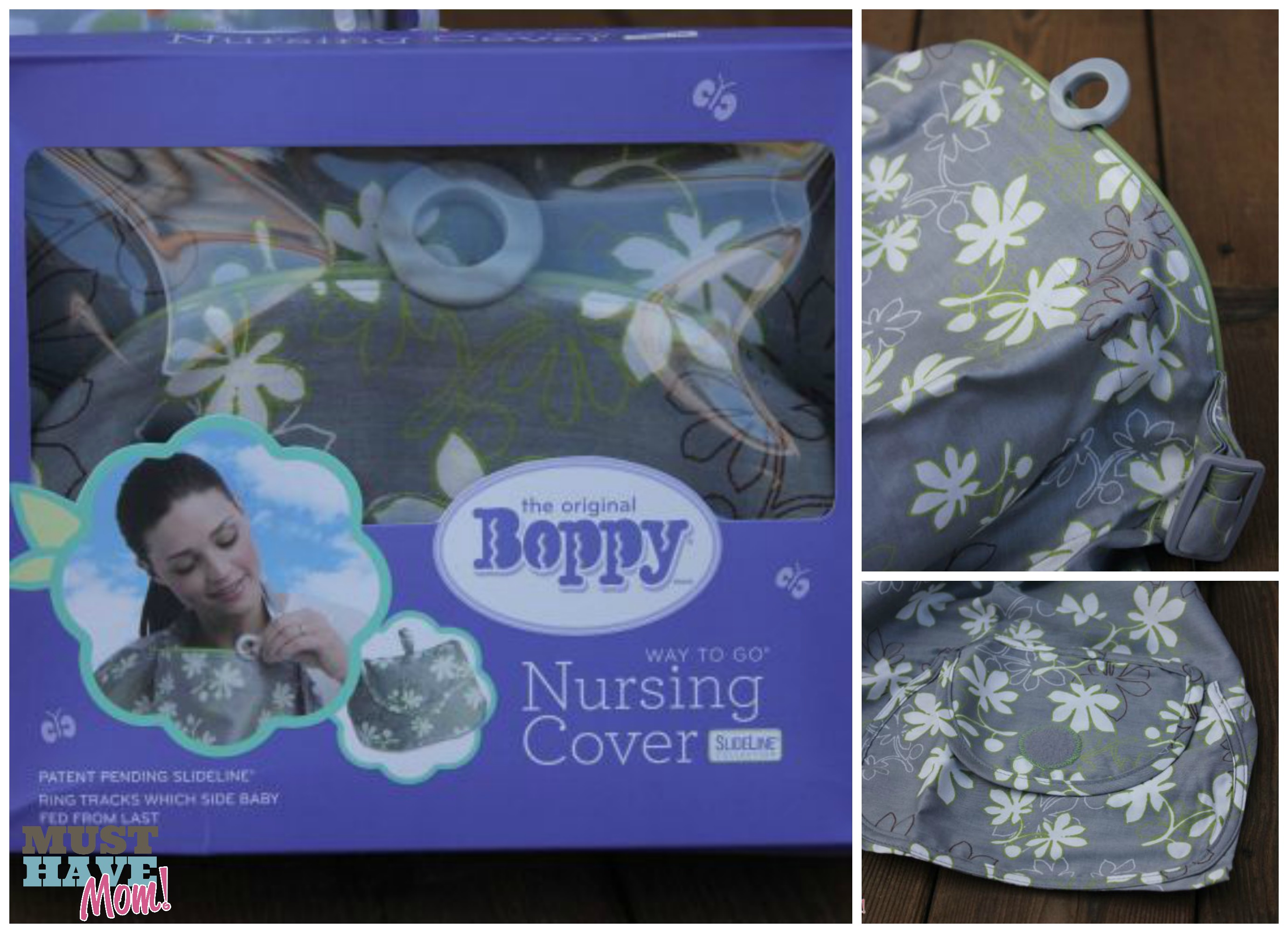 Boppy Nursing Cover