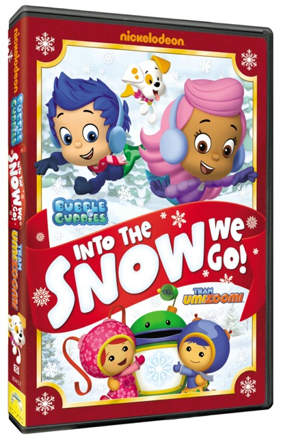 Bubble Guppies Into the Snow We Go
