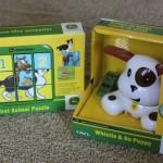 John Deere Preschool Toys! {Review & Giveaway}