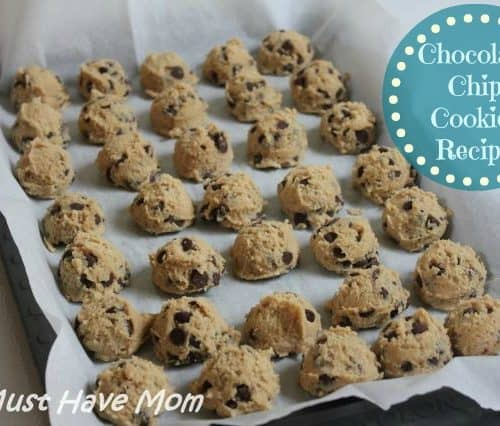 Best Chocolate Chip Cookies Recipe Chocolate Chip Cookie Dough
