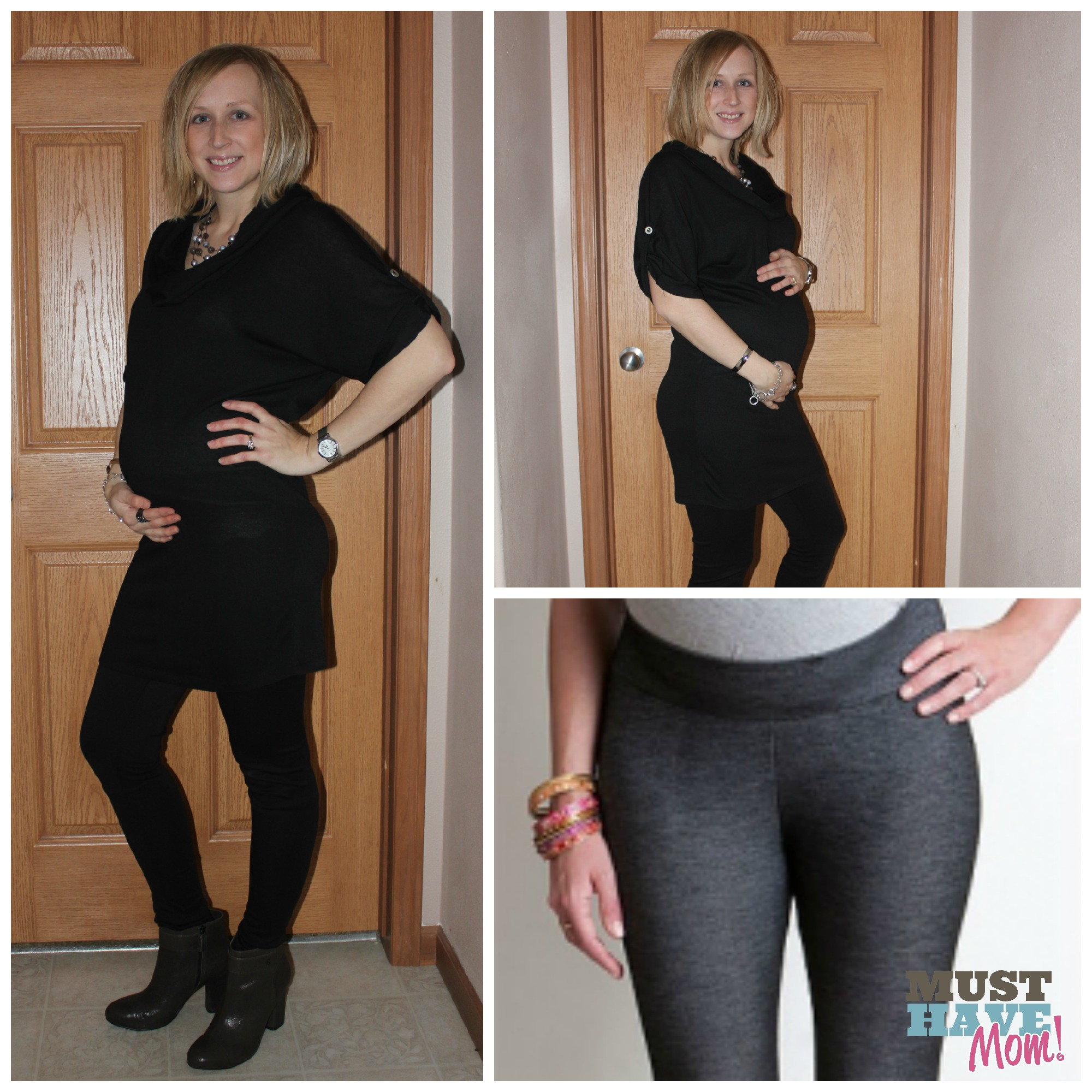Fall maternity fashion everly grey eunice dress cindy leggings everly grey maternity dress and legging ombrellifo Image collections