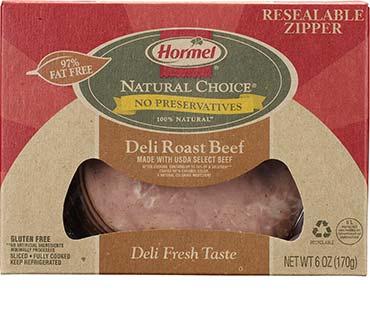 Hormel Deli Roast Beef