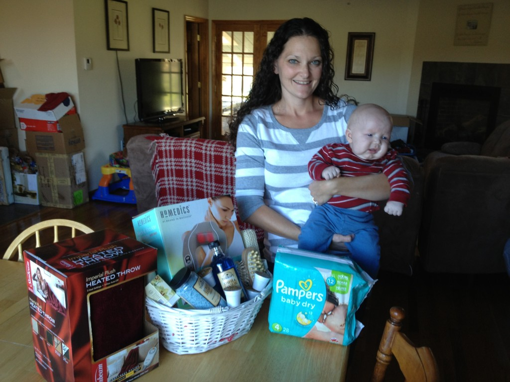 Giving The Gift Of Sleep To A New Mom Courtesy Of Pampers