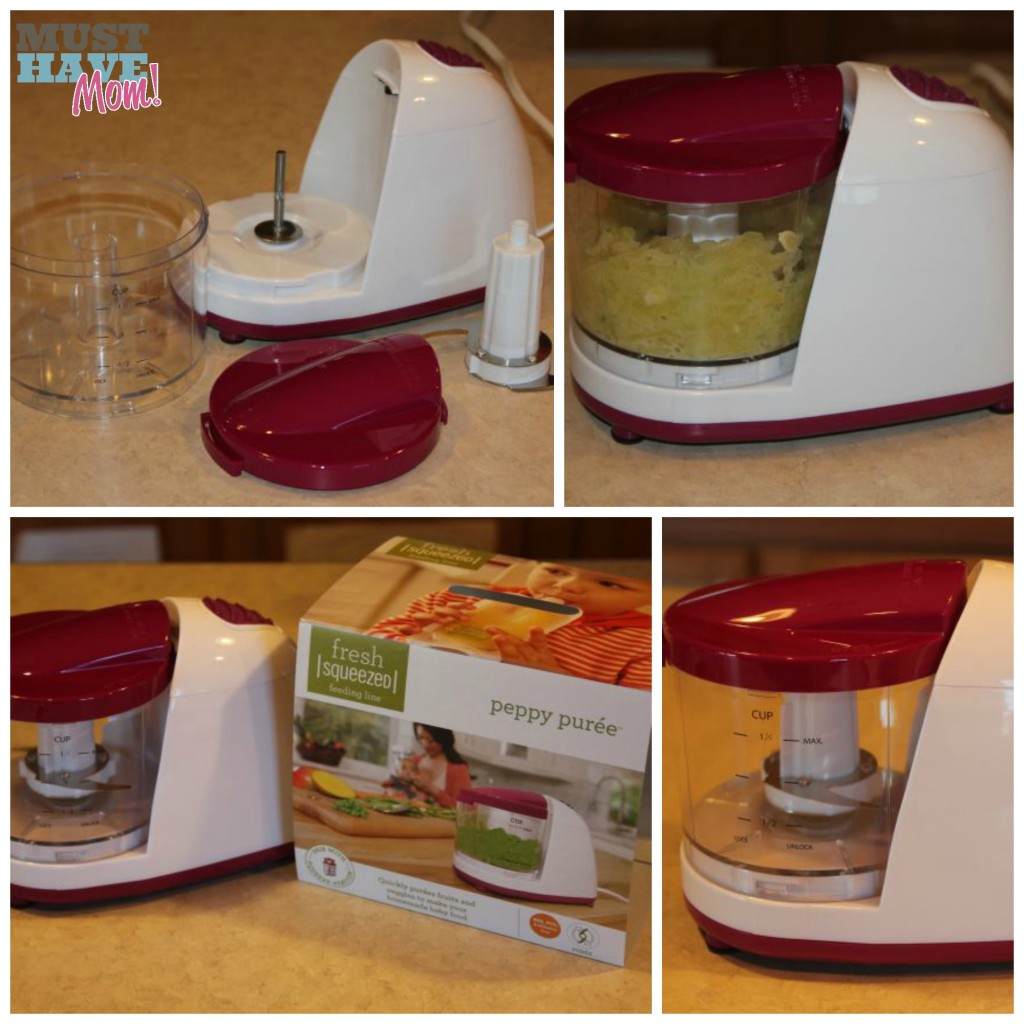 Infantino Fresh Squeezed Peppy Puree