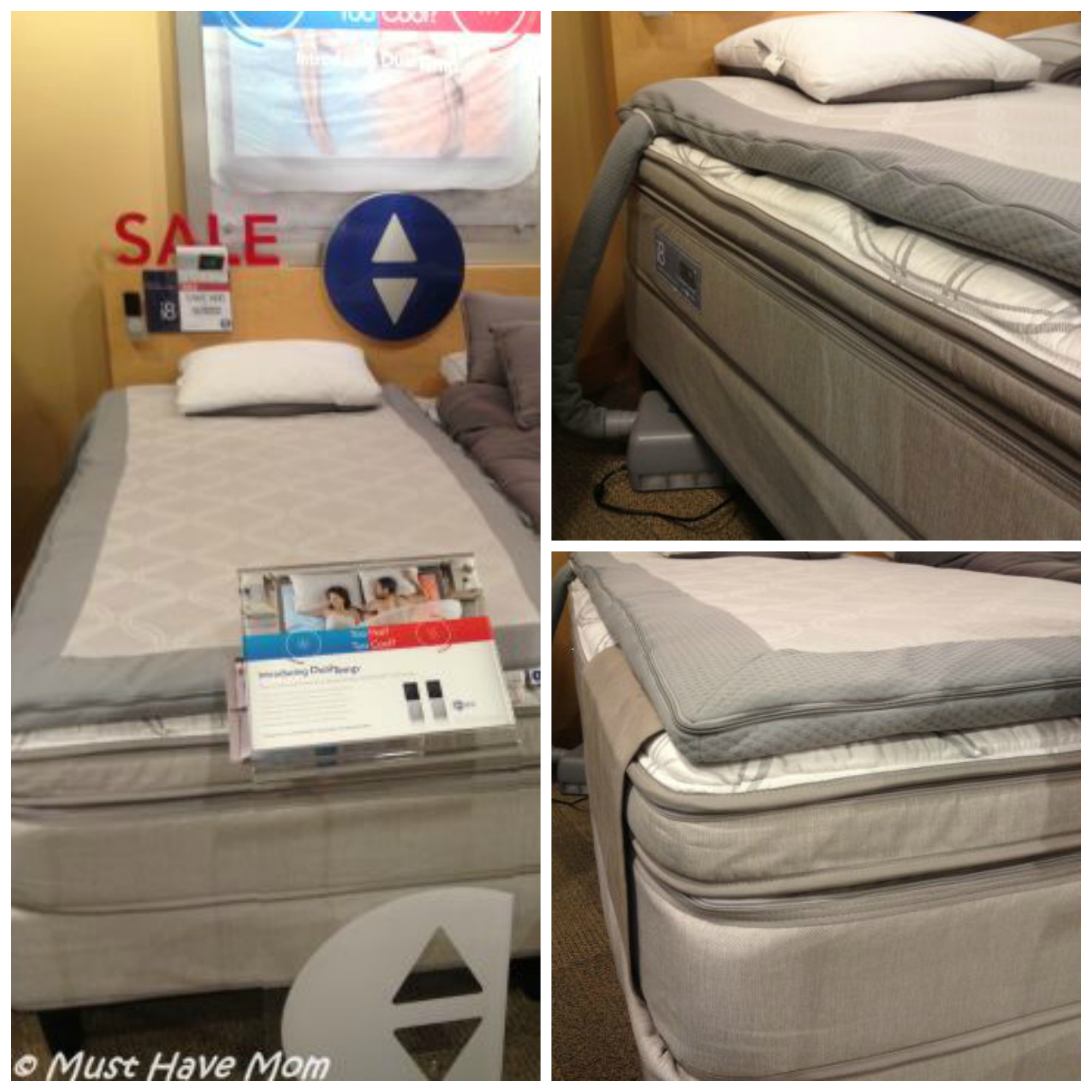 sleep at stores pregnant while even number a dualtemp bed different store temperature comfortably review layer in