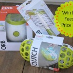 Win a Boon Feeding Prize Pack with Orb Bottle Warmer, Scrub Bottle Brush & Clutch Dishwasher Basket from Must Have Mom! Ends 11-18