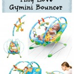 Must Haves for Mom & Baby Event: Tiny Love Gymini Bouncer {Review & Giveaway}