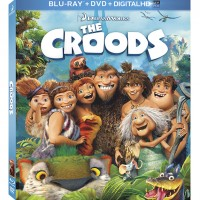 The Croods Out on DVD Today! + Free Printables + Croods Giveaway!