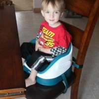 Moving Your Toddler From High Chair to Table! {Mamas & Papas Baby Bud Review}