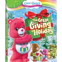 Care Bears The Great Giving Holiday DVD