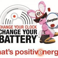 Have You Changed Your Smoke Detector Batteries? {Energizer Giveaway!}