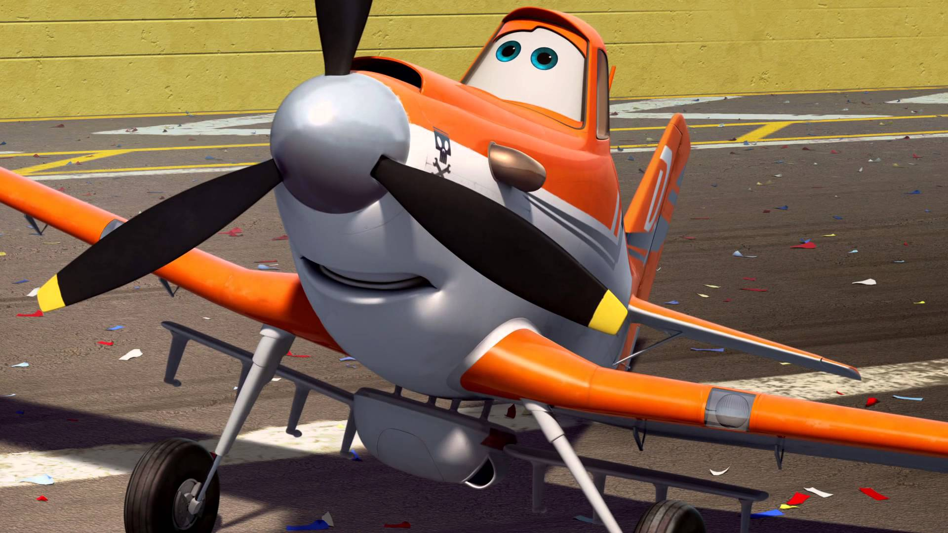 how to instill courage in your kids using disney planes