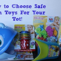 Choosing Safe Bath Toys For Your Kids And Why You Should Be Cleaning Them!