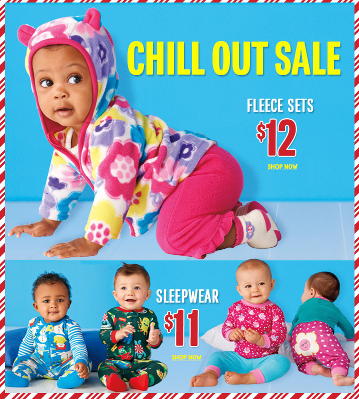 The Children's Place Fleece Sale