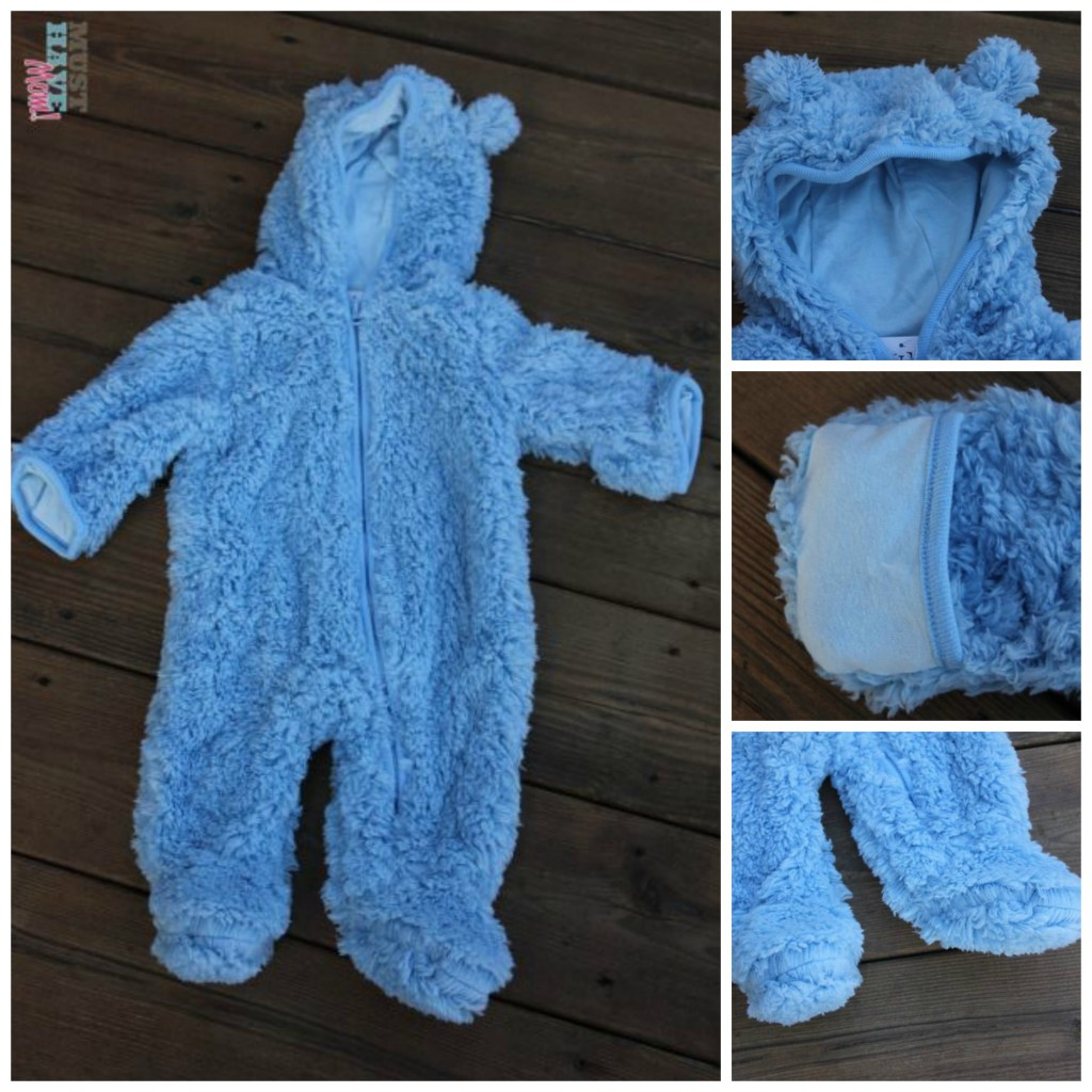 The Children's Place Infant Snowsuit