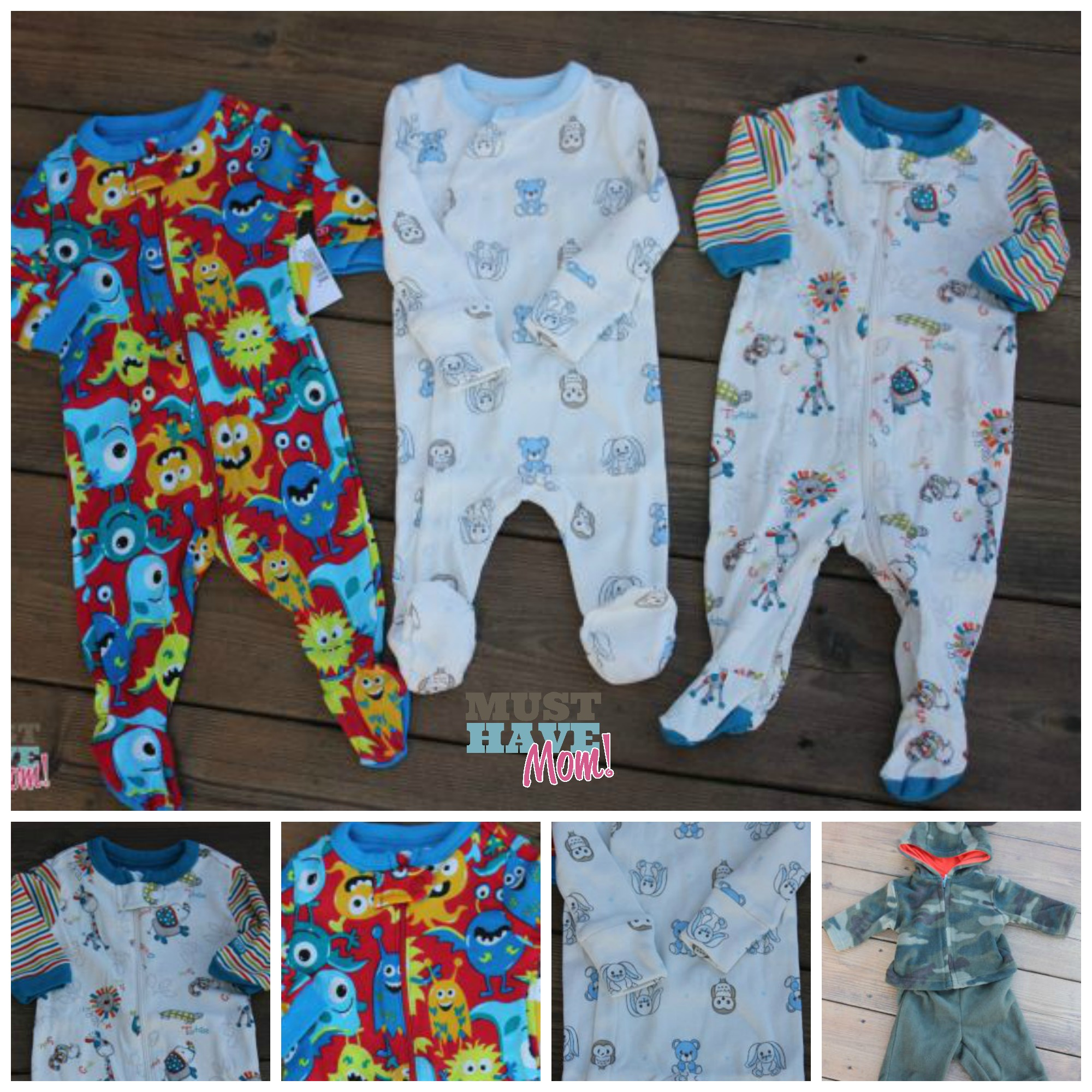 Must Haves For Mom & Baby Event The Children s Place Baby Clothes