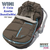 Must Haves For Mom & Baby Event: JJ Cole Collections Arctic BundleMe {Review & Giveaway!}