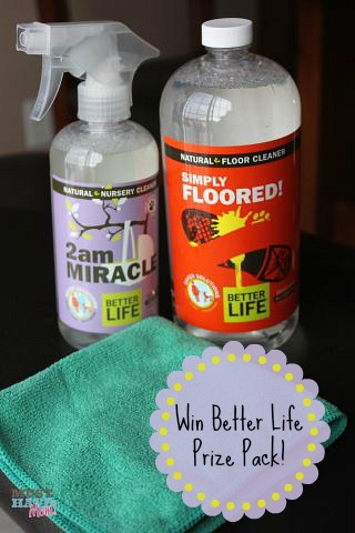 Clean Naturally! Better Life Products