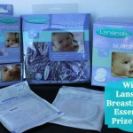 Must Haves For Mom & Baby Event: Lansinoh Breastfeeding Essentials! {+ Lansinoh Giveaway!}