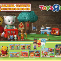 Fred Roger's Legacy Lives On In Daniel Tiger's Neighborhood! New Toys Out In Time For Christmas!