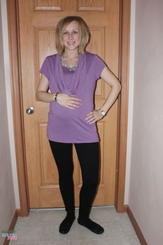 Thyme Maternity Outfit