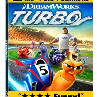 Turbo on Blu-Ray & DVD November 12th! {Plus Turbo Giveaway!}