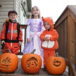 Kids Halloween Costumes & How To Keep A Food Allergic Child Safe on Halloween!