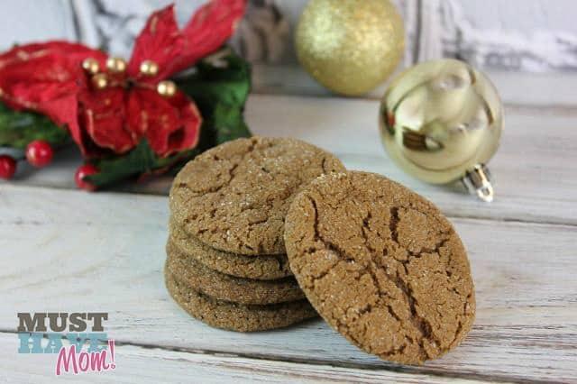 Best Gingersnaps Cookies