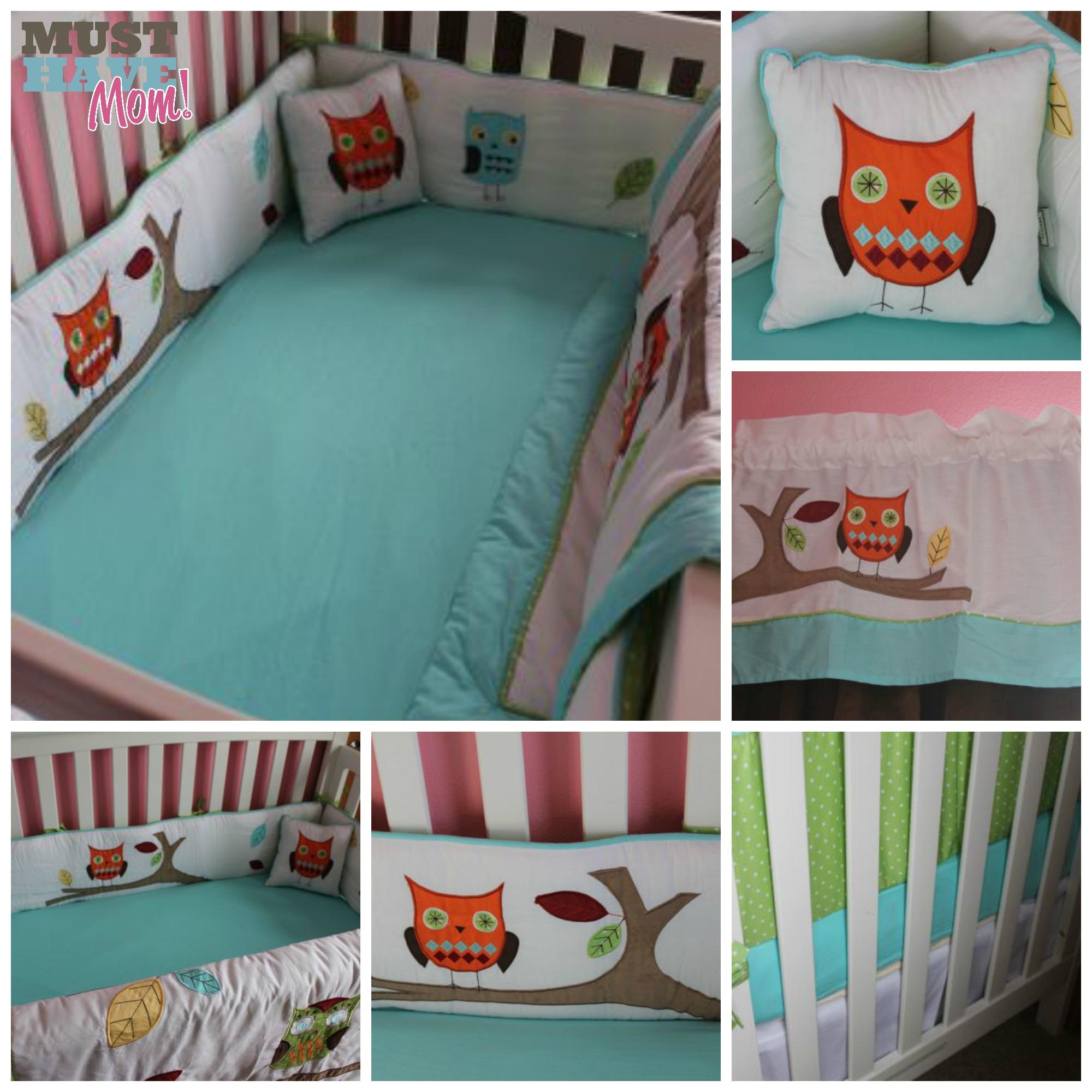 Owl Crib Bedding Target