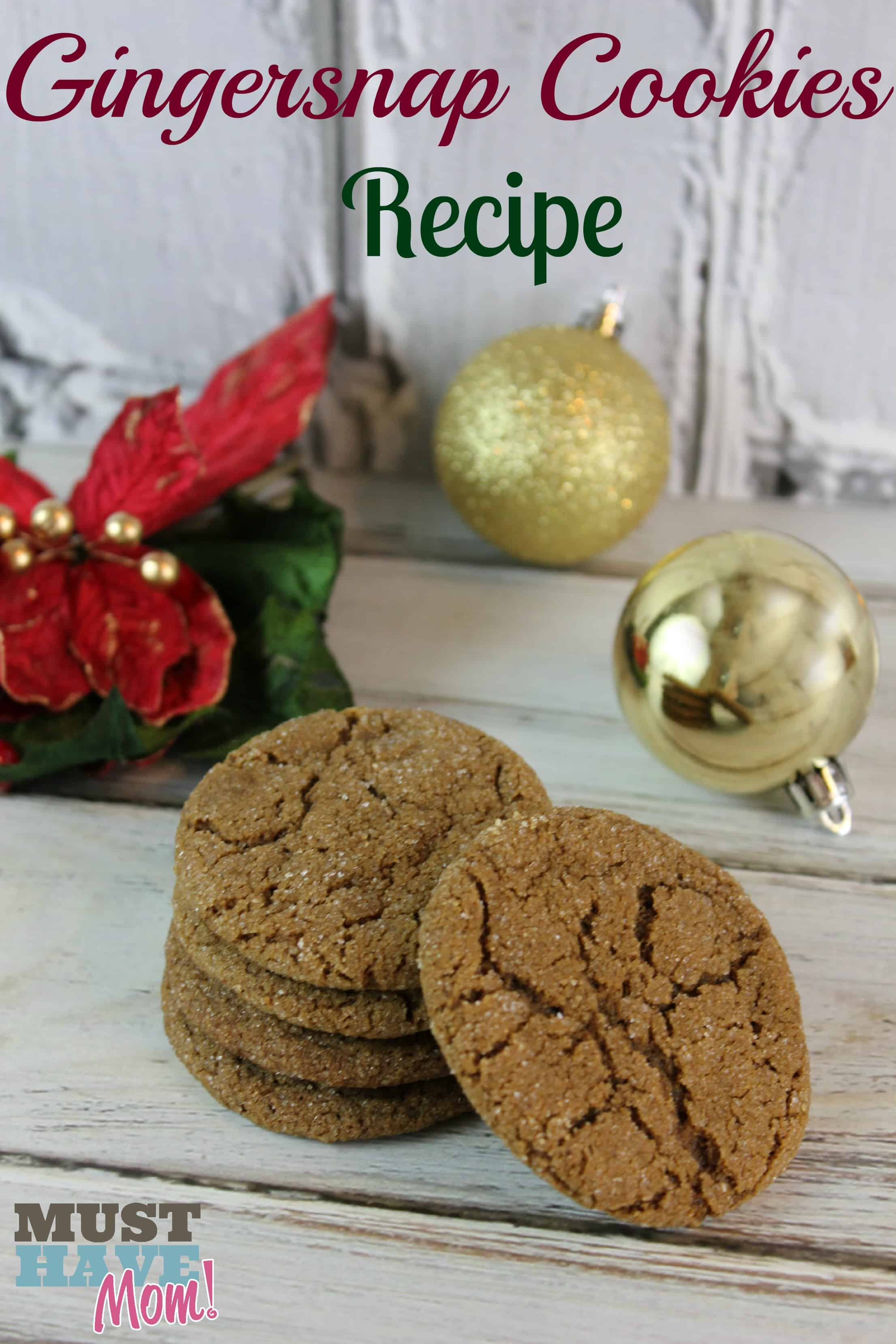 ... gingersnap cookies recipe the best gingersnap cookies soft and chewy