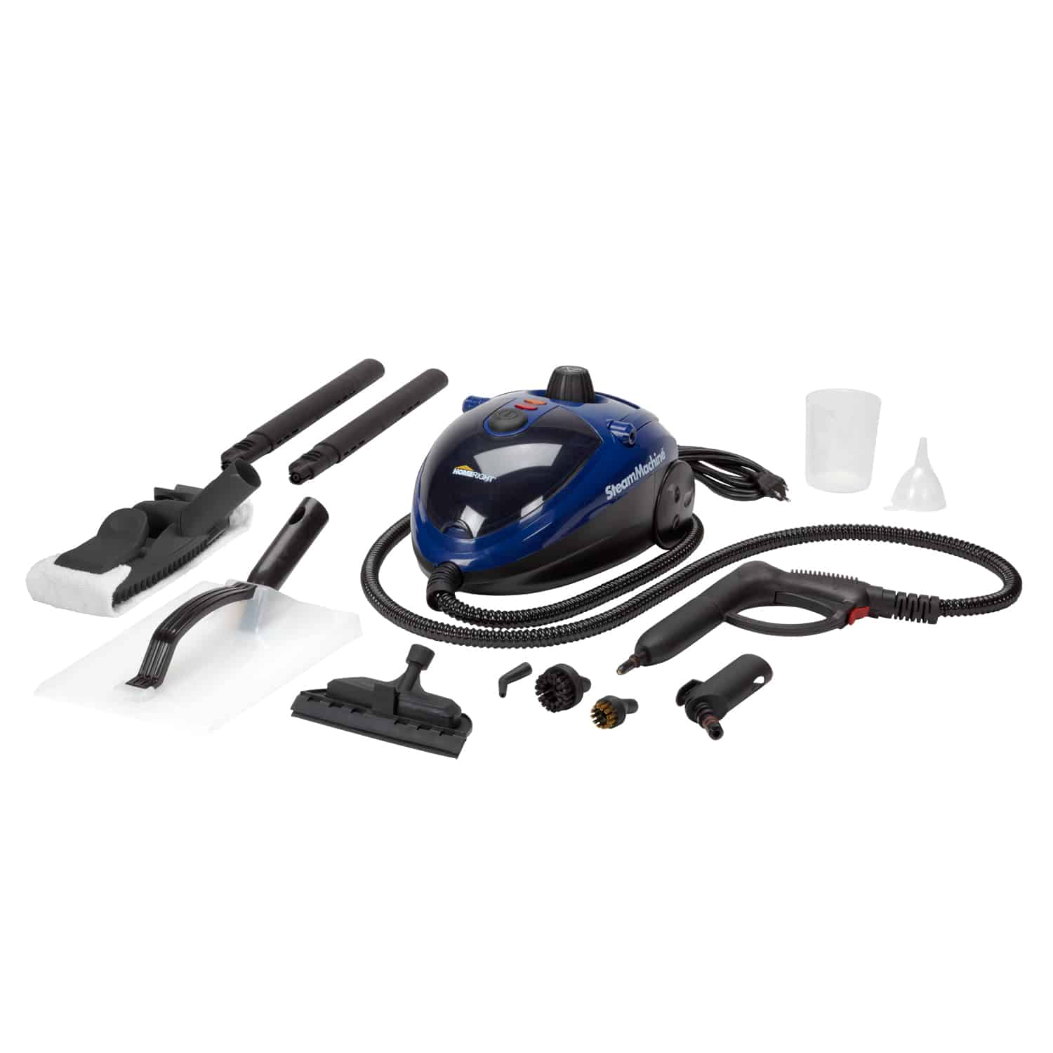 Get Your House Clean For The Holidays With The HomeRight Steam Machine Multi-Purpose Power Steamer