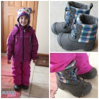 Keep Your Kids Feet Warm This Winter! {Keen Toddler Boots Review}