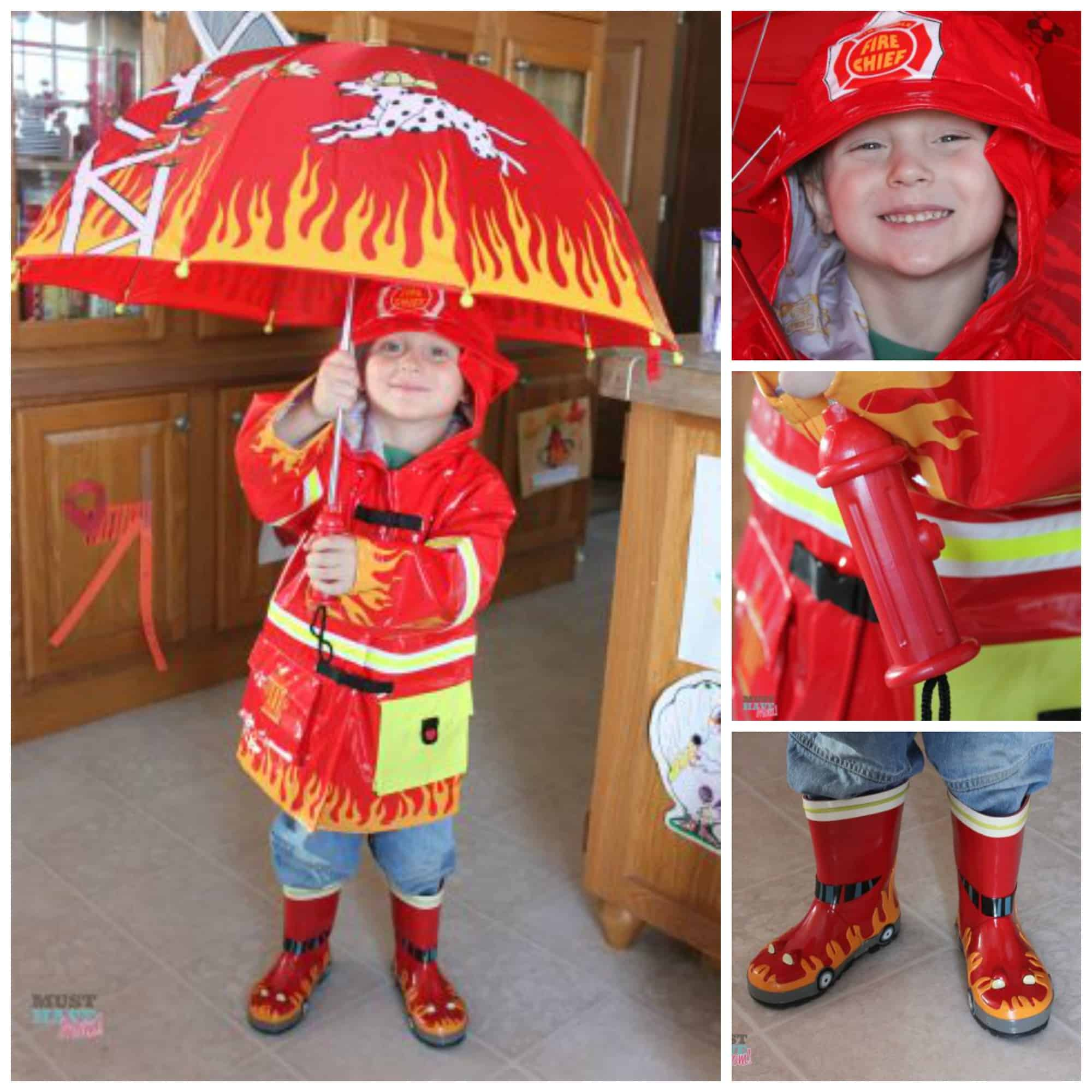 cb50ad625 Must Have Holiday Gift Picks For Boys! Kidorable Rain Gear - Must ...