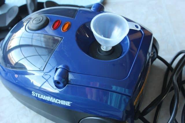 homeright steam machine power steamer